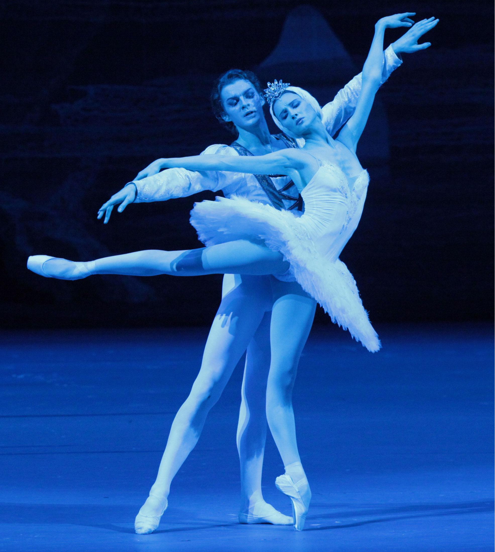 Colorado Ballet S Swan Lake: Victor Hochhauser